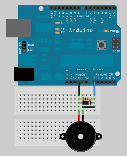 Arduino - AnalogRead