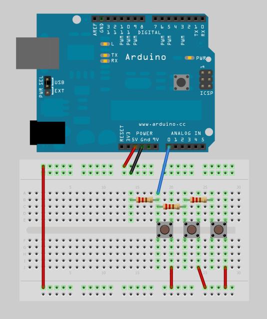 Arduino ADS1115 ADC Tutorial 1 Henrys Bench